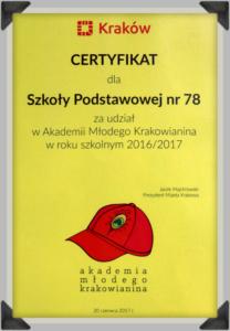 Akademia Młodego Krakowianina